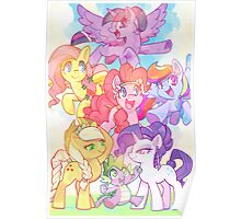Crystal Empire Poster