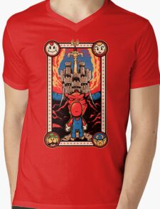 Epic Legend of the Seven Stars Mens V-Neck T-Shirt
