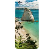 Cathedral Cove, New Zealand - iPhone cover iPhone Case/Skin