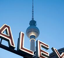 berlin alexanderplatz by photoeverywhere