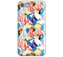 color pattern of the mountains iPhone Case/Skin