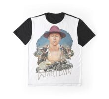 An Evening With Macklemore & Ryan Lewis Down Town AM2 Graphic T-Shirt