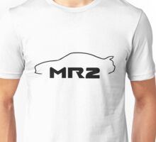 MR2 Outline SW20 Shirt Unisex T-Shirt
