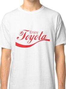 Enjoy Toyota JDM Shirt Classic T-Shirt
