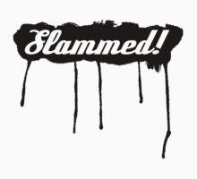 Slammed! JDM Decal Sticker by MikeKunak