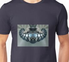 Blue Butterfly Lace I T-Shirt