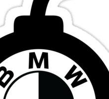 BMW Bomb JDM Sticker