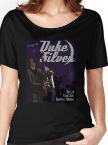 Duke Silver Women's Relaxed Fit T-Shirt