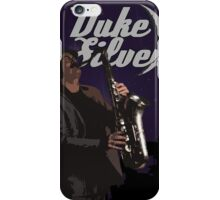 Duke Silver iPhone Case/Skin