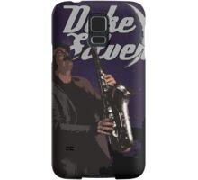 Duke Silver Samsung Galaxy Case/Skin