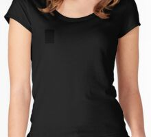 Mr Tui Women's Fitted Scoop T-Shirt
