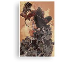 Executioner Metal Print