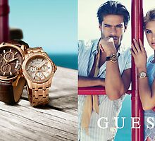 Guess Watches by RyanHostan