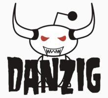 Reddit Alien Danzig Snoo by John Attebury