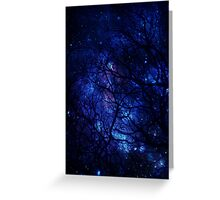Esprit Of Galaxy Greeting Card