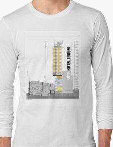 Keep Hosier Real - WTF Hotel Forum Long Sleeve T-Shirt