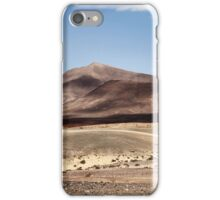 Lanzarote Landscape iPhone Case/Skin