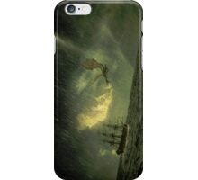 Dragon attack iPhone Case/Skin