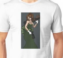 Fallout Girl Prom Dress and Shotty Unisex T-Shirt