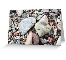 Heart of Rocks Greeting Card