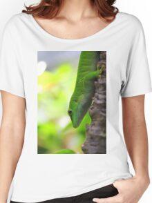 Lizard In A Tree Women's Relaxed Fit T-Shirt