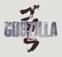 GODZILLA 2014 T-SHIRT by liarsclothing