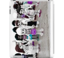 We are family iPad Case/Skin