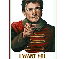 I Want You Poster by EnigmaticJones