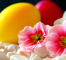 EASTER GREETINGS by PIMPINELLA