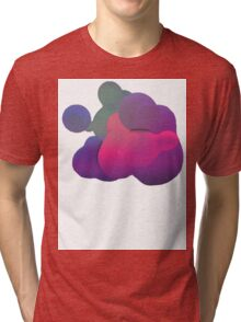 Blob 01 Tri-blend T-Shirt