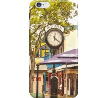 Old Town Kissimmee iPhone Case/Skin