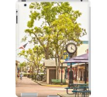 Old Town Kissimmee iPad Case/Skin