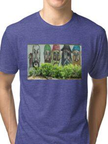Fence Pirates Tri-blend T-Shirt