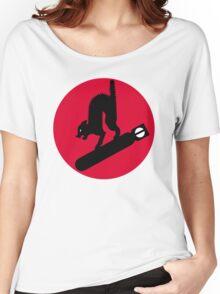 413th Bomb Squadron Emblem Women's Relaxed Fit T-Shirt