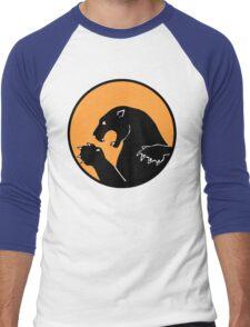338th Fighter Squadron Emblem  Men's Baseball ¾ T-Shirt
