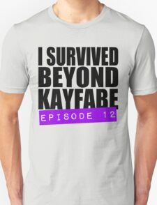 I Survived Beyond Kayfabe T-Shirt
