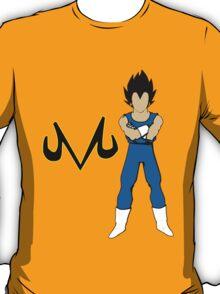 DBZ Vegeta. Majin Vegeta T-Shirt