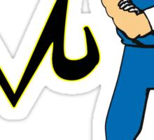 DBZ Vegeta. Majin Vegeta Sticker