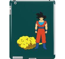 Goku and his cloud fanart iPad Case/Skin