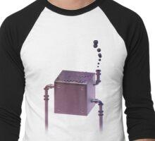 Machine Heart Men's Baseball ¾ T-Shirt