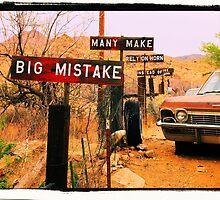 Big Mistake by tvlgoddess
