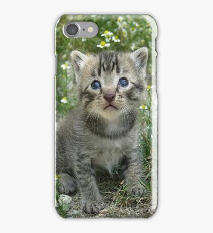 Sweet Cat Cover iPhone Case/Skin