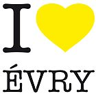I ♥ EVRY by eyesblau