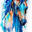 Horseeeeeee by Slaveika Aladjova