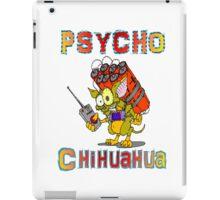Psycho  Chihuahua iPad Case/Skin