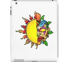 Tiki Sun iPad Case/Skin