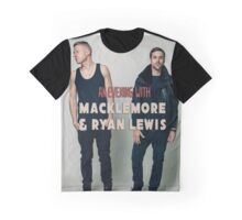 An Evening With Macklemore & Ryan Lewis Down Town AM4 Graphic T-Shirt