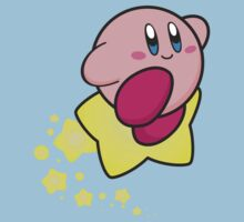 Ride on Kirby Baby Tee