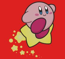Ride on Kirby Kids Clothes