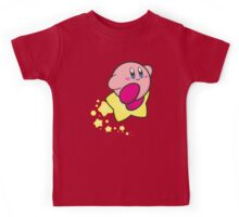 Ride on Kirby Kids Tee
